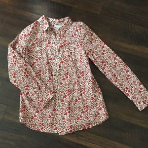 Old Navy Button-down Shirt Blouse